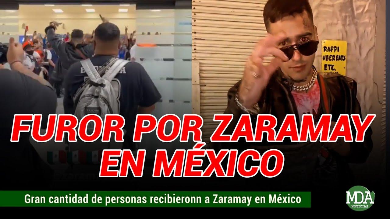 Download FUROR por ZARAMAY en MÉXICO