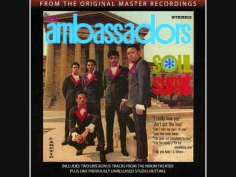 The Ambassadors (Usa, 1969)  - Soul Summit (Full Album)