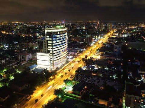 Inside The Office Lagos Nigeria: Nestoil Towers Victoria Island