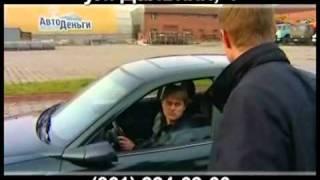 учимся водить машину видео