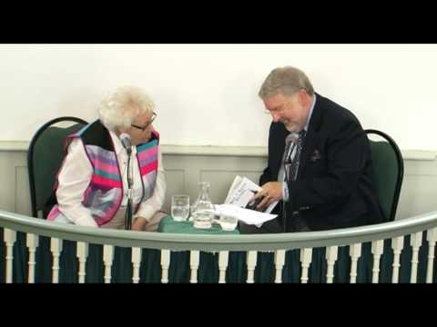 Cowbridge Book Festival -- 'Men I Have Known' book launch (Pt 2) Roy Noble Eileen Younghusband