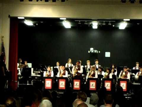 Orinico Cocoa - CMP Middle School Jazz Band