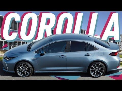 Маленькая Камри/Новая Toyota Corolla 2019/Тойота Королла/Большой Тест Драйв