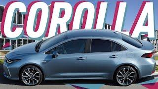 Новая Toyota Corolla 2019 // Большой Тест Драйв