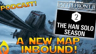 Maps You Might See In Season 2 for Star Wars Battlefront 2!