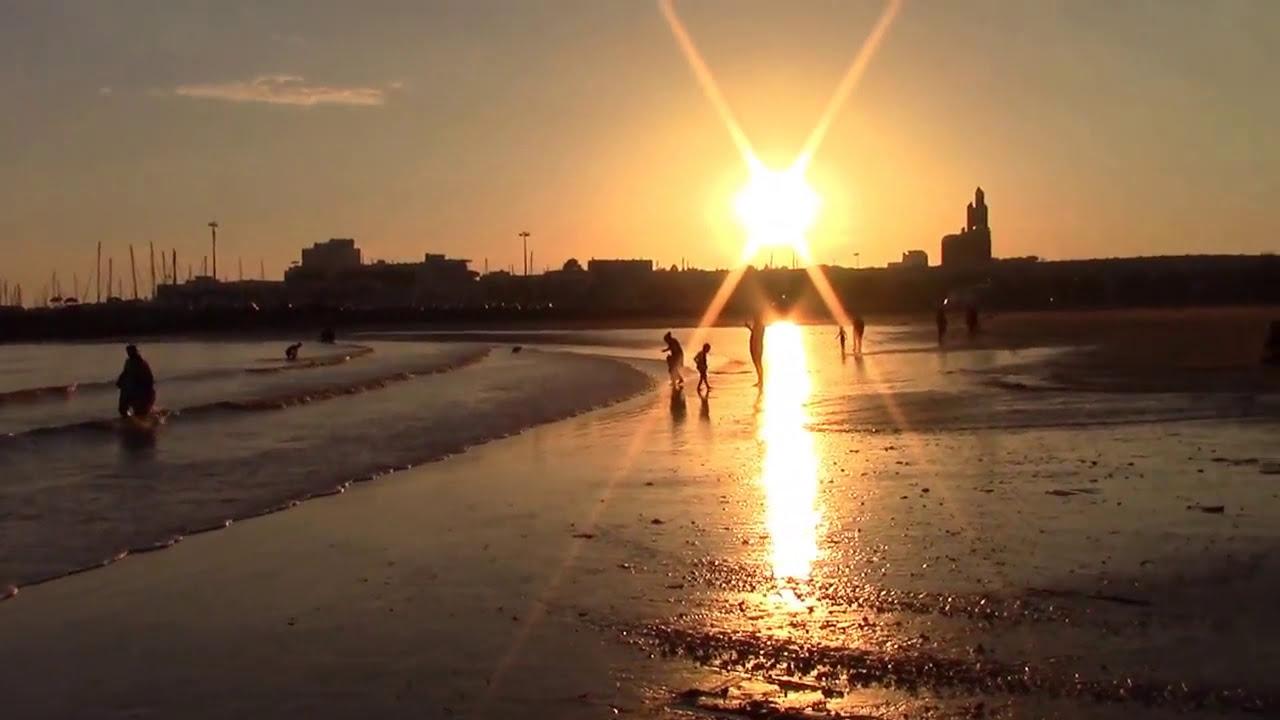 Bord de mer bruit des vagues coucher de soleil royan - Office du tourisme de royan charente maritime ...