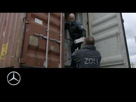 We test for your safety. Mercedes-Benz GenuineParts – Mercedes-Benz original