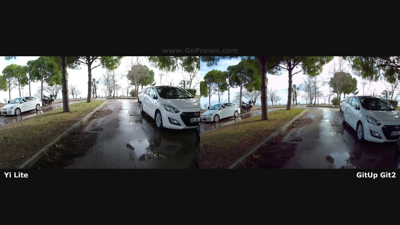 Yi Lite Action Camera (Hisilicon Hi3556 + Sony IMX206)  - GoPrawn