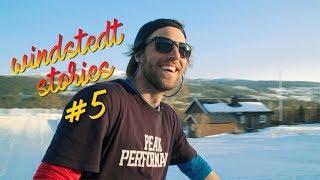 Windstedt Stories #5 - Backyard Shred - Subs