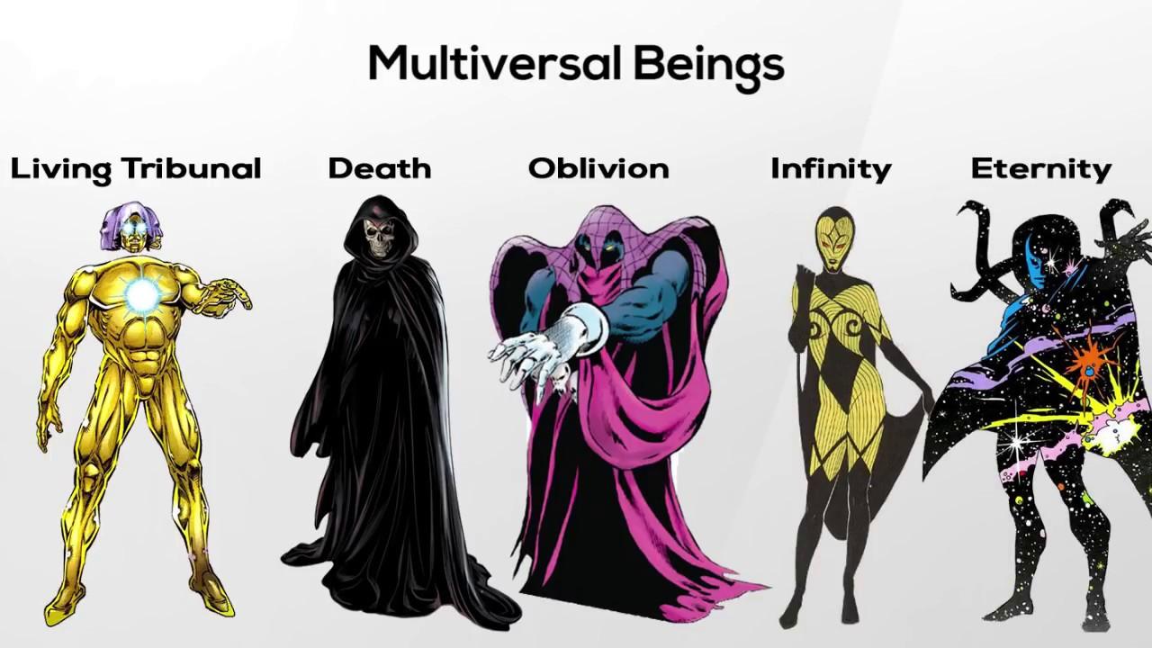 Marvel Universe - 3D Movie
