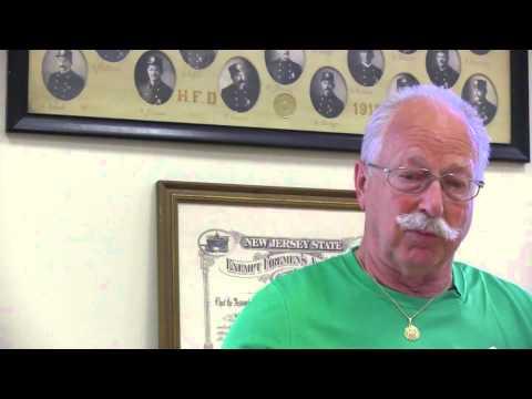 Mr. Butch Brees (Fire Chief/ Hadrosaurus expert)