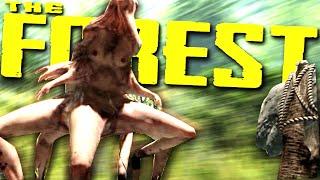 SPINNEN MENSCHEN | The Forest #7