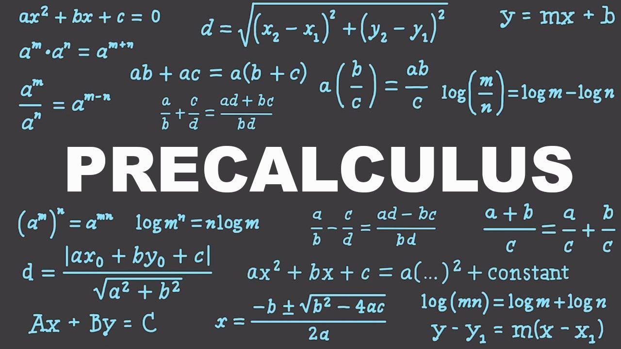 Precalculus and College Algebra