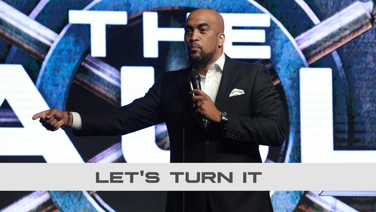 Let's Turn It | Pastor Sim