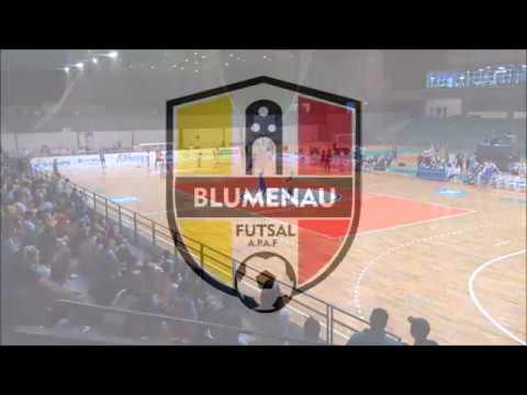 Liga Nacional: Blumenau Futsal 1x1 Foz Cataratas Gols