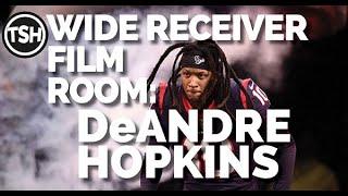 DeAndre Hopkins (2019 Week 1 vs. Saints) - Wide Receiver Film Room #006