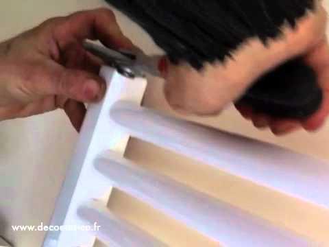 comment purger votre radiateur qui chauffe mal doovi. Black Bedroom Furniture Sets. Home Design Ideas