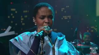 "Ms. Lauryn Hill ""Jammin/Master Blaster"" 