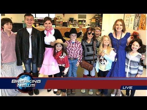 Students Enjoy Spirit Week at Sierra Foothill Charter School