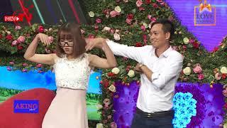 Cặp đôi chàng hát nàng nhảy QUẨY SIÊU ĐỈNH trên sân khấu BMHH khiến Quyền Linh phát sốt