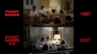 Funny Games (1997)/Funny Games US (2007): Side-by-Side