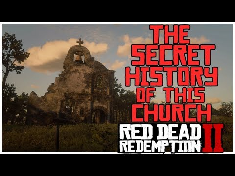 The Secret History of the Abandoned Church in Lemoyne | Red Dead Redemption 2 thumbnail