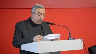Заместитель председателя Энвер Кантемир-Умеров на конференции 13 января