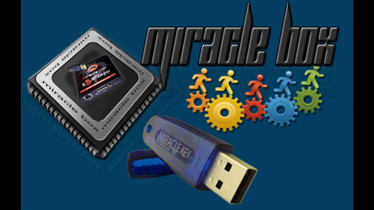 How To Repair Imei On SPD Cpu Phone With Miracle Box