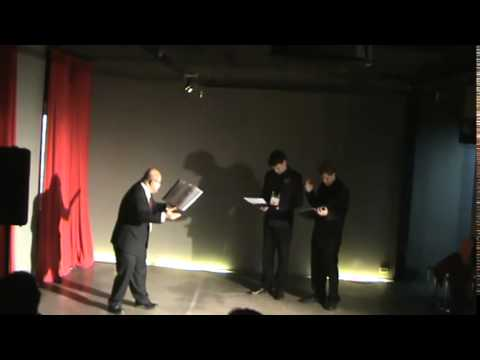 The Merchant of Venice staged reading (1st hour) (November 2010)