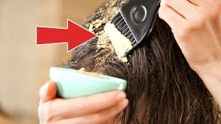 Эта ночная маска восстановит ваши ломкие волосы в миг Как сделать ночную маску для волос