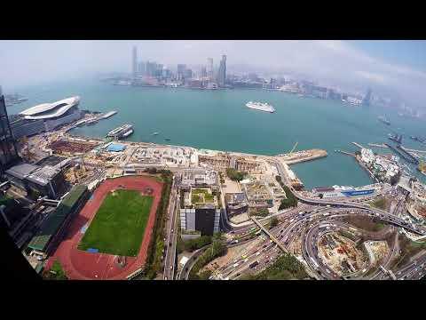 Hong Kong Penthouse BASEjump - Busted!