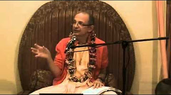 Шримад Бхагаватам 1.6.21 - Бхакти Вигьяна Госвами