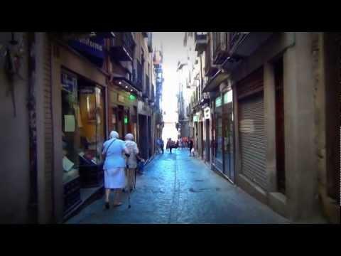 ESPAÑA / TOLEDO  ciudad medieval 2011 (HD)