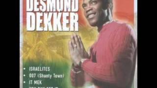 Jack Murda - Desmond Dekker 007 Shanty town (DnB mix)