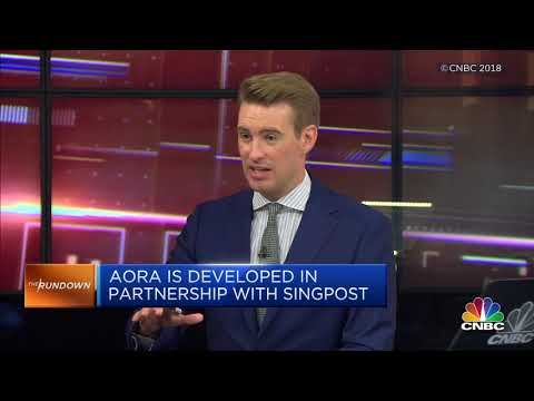 AORA, The World's First Global Buying Concierge Powered by Blockchain | The Rundown, CNBC Asia