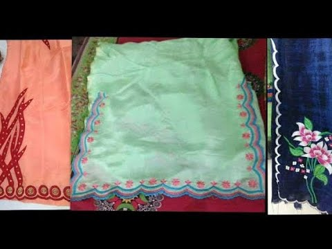 Beautiful Cut Work Suits Designs Machine Cut Work Suits Duppatas