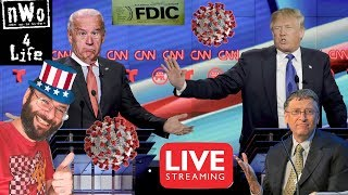 🔴 What Will Happen If Biden Wins The Election? | What Will Happen If Trump Wins The Election?