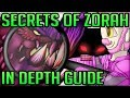 What You Missed on Arch Tempered Zorah - Easy Strategy - Secrets - Monster Hunter World! #mhw