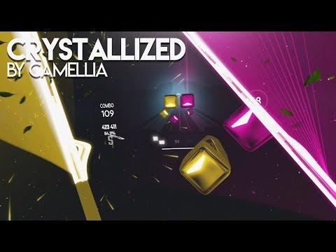 Beat Saber - Camellia - Crystallized (EXPERT+)