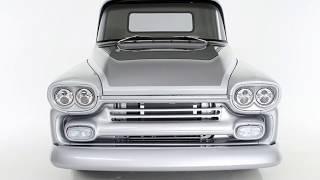 RMD Garage 1958 Apache named