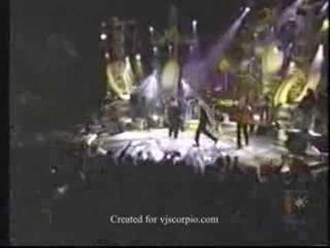 5ive - When The Lights Go Out [Five In Concert, 27 Mar 1999]