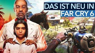 Far Cry 6: Neue Open World, neue Waffen - bekannter Bösewicht?