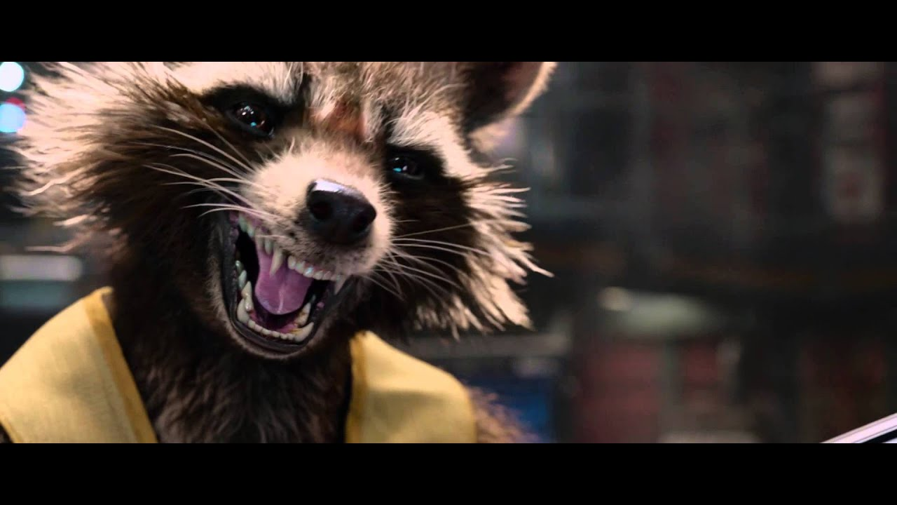 Guardians Of The Galaxy - Official® Trailer 2 [HD]