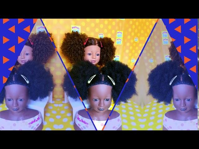MyStyle HEDz Toy Styling Dolls