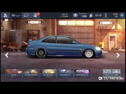 Drag Street Racing Game How To Level Up Fast