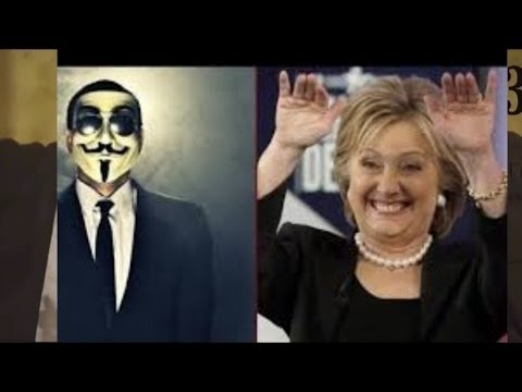 Hillary Clinton   EXPOSED BY Anonymous (Banned Documentary) 2016