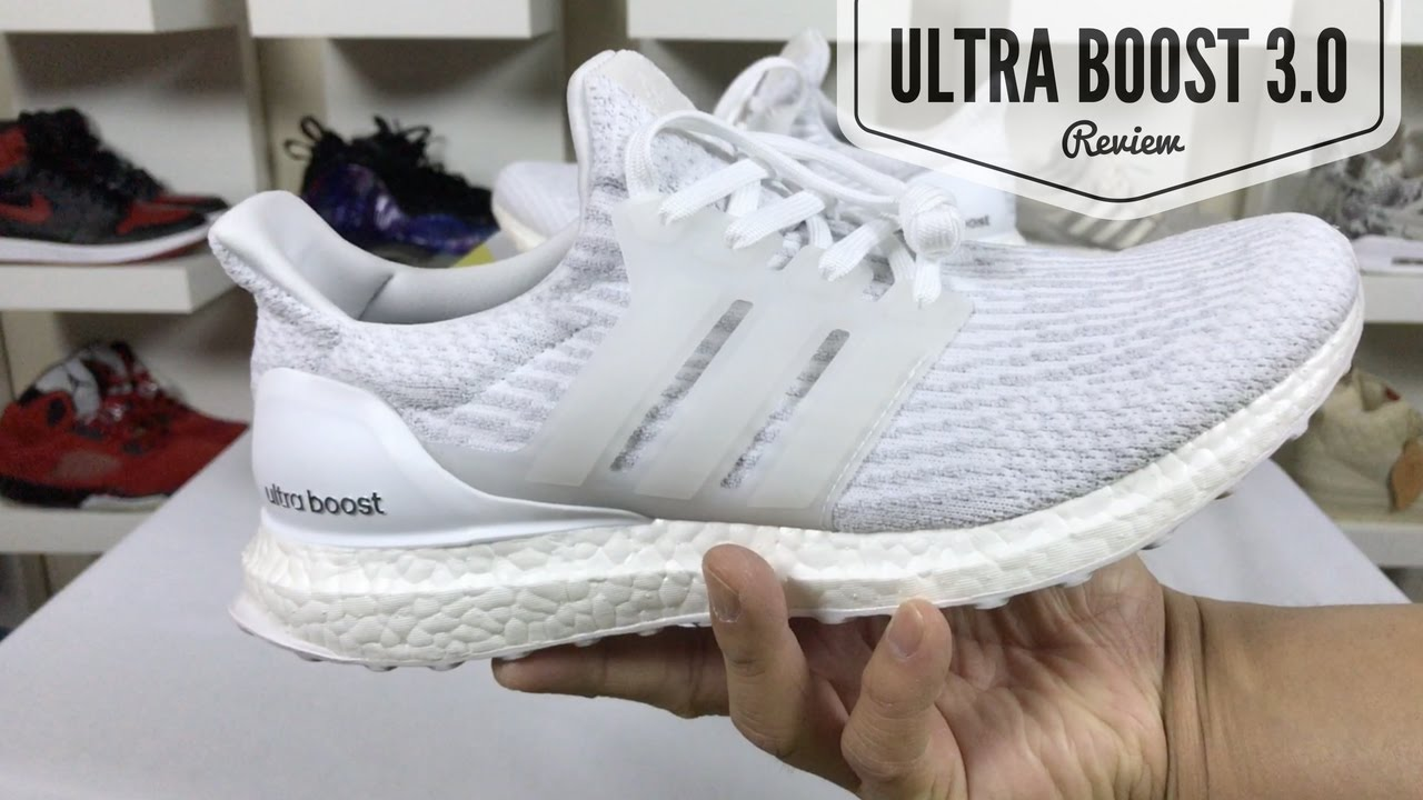 Adidas Ultra Boost 3.0 Still Breeze (W)