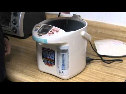 Zojirushi CD-LCC30 Water Boiler Unboxing and Review
