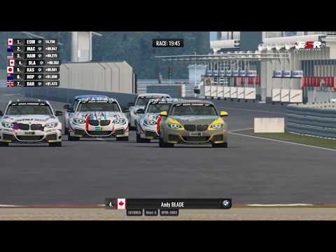 ESR Drop in Bmw 235i  @ Slovakia ring on 08/05/2017 - Raceroom