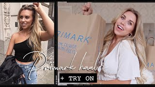 HUGE JUNE SUMMER 2019 PRIMARK TRY ON HAUL